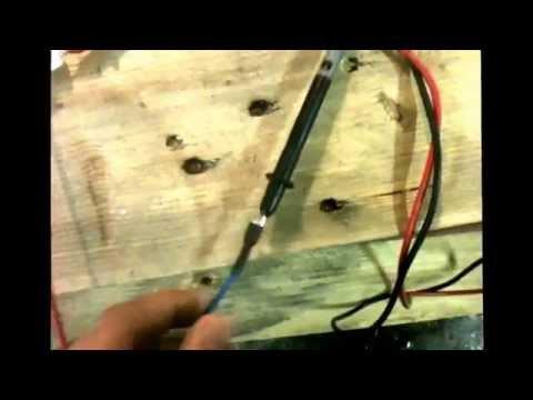 D montage changeur thermique lave vaisselle bosch sile doovi - Comment tester une resistance de cumulus ...