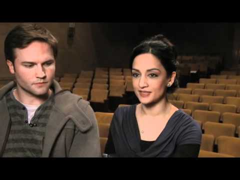 The Good Wife - Behind the scenes with Archie Panjabi and Scott Porter