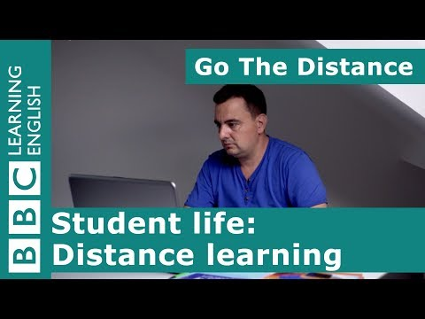 Student Life – Choosing distance learning