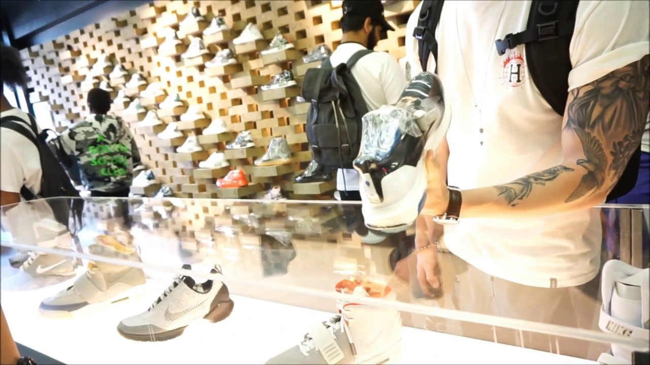 London's First Sneaker Consignment