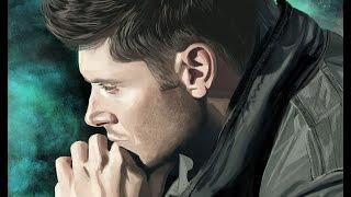 Drawing Dean Winchester/Jensen Ackles Supernatural