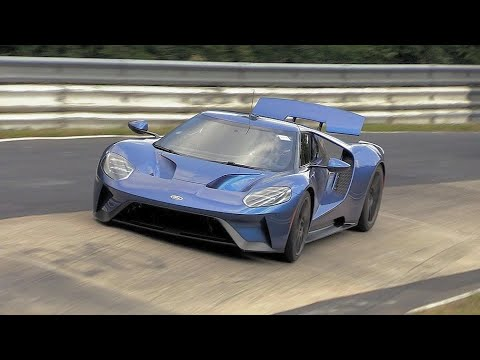 Ford Fordgt Nurburgring