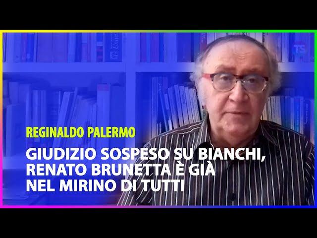 Giudizio sospeso su Bianchi, Renato Brunetta è già nel mirino di tutti