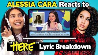 Alessia Cara Reacts To Teens React To Alessia Cara