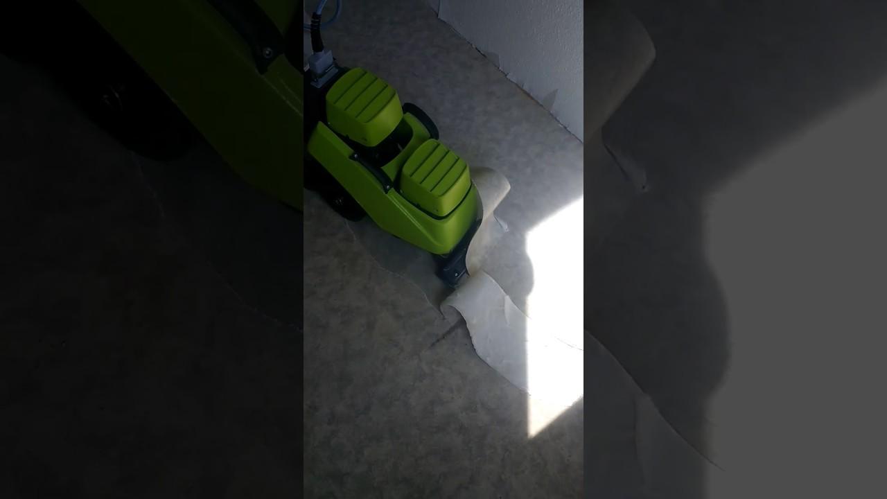 Fußbodenbelag Entfernen Preis ~ Pvc fußboden entfernen youtube