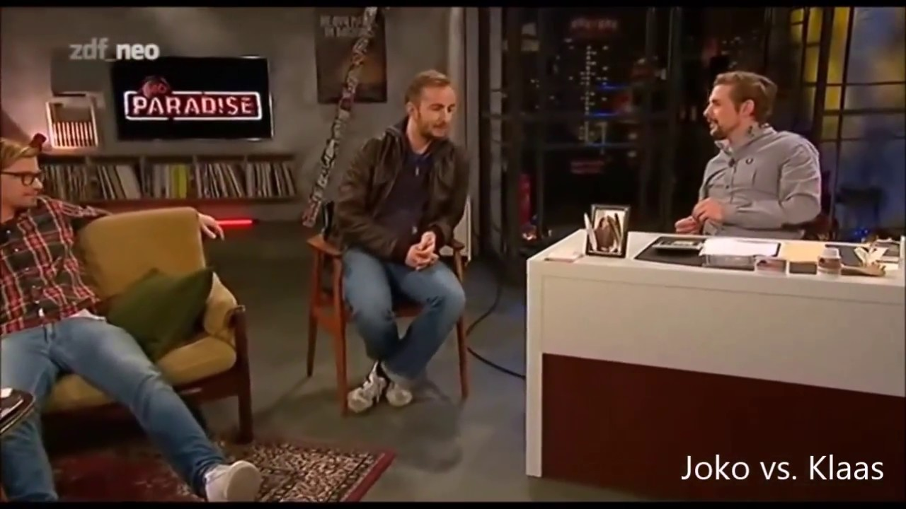 Joko und Klaas - neoParadise - Jan Böhmermann Zu Besuch