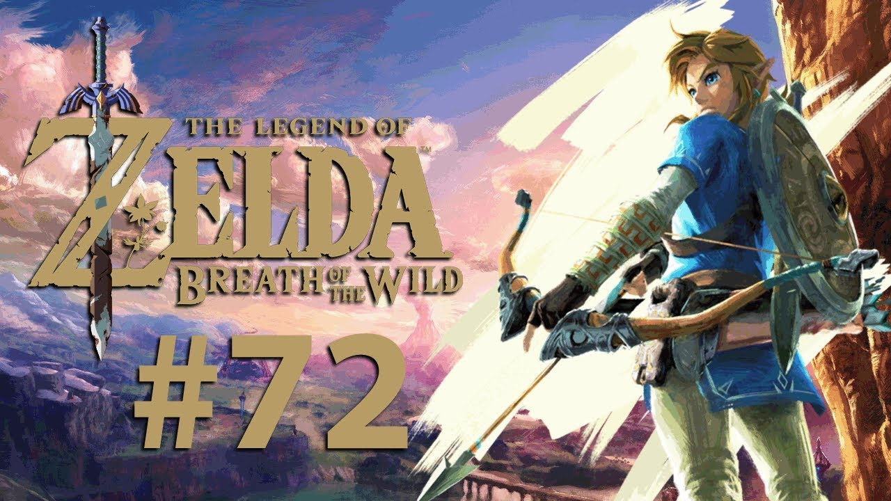 GIANT SPIRAL - Breath of the Wild #72