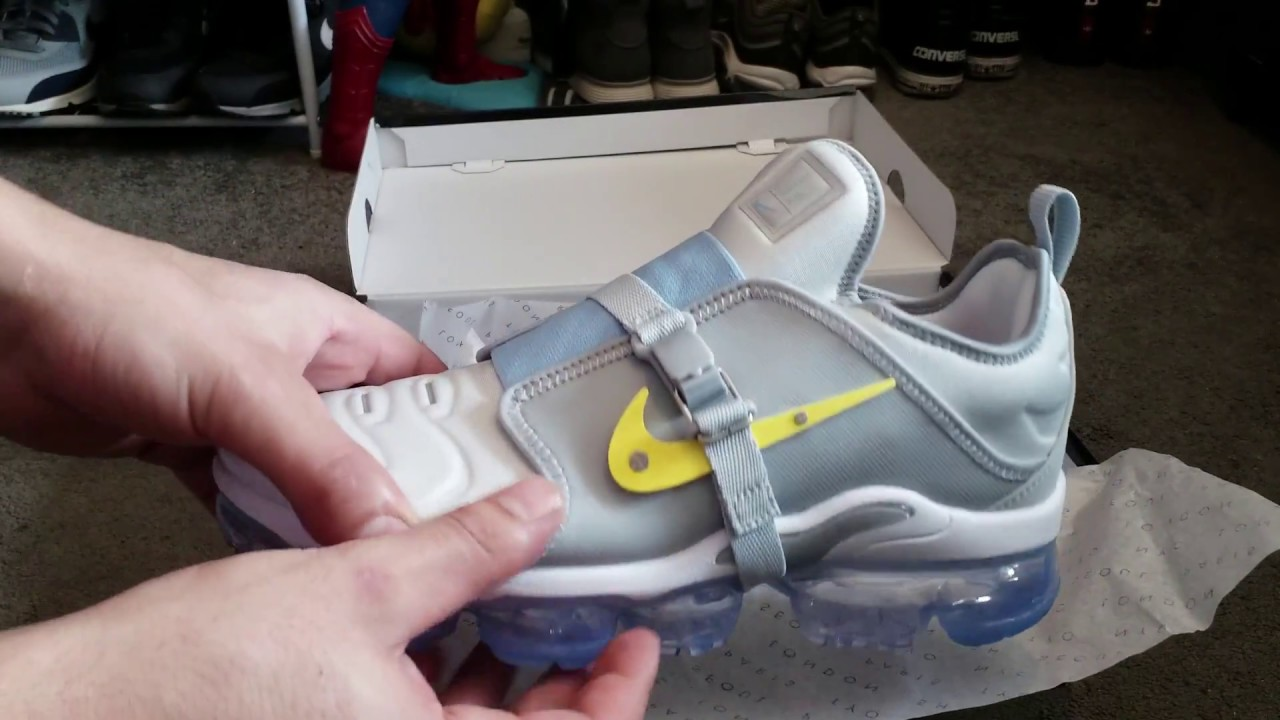e0966038fe6 air vapormax plus on air paris works in progress review - YouTube