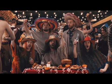 ALESTORM - Mexico (Official Video) | Napalm Records
