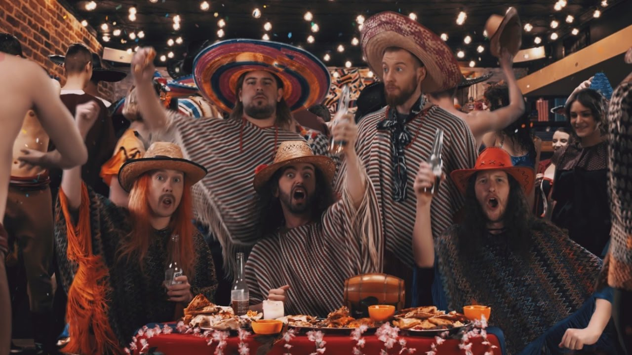 Download ALESTORM - Mexico (Official Video) | Napalm Records
