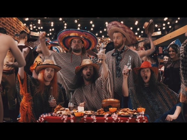 ALESTORM - Mexico (Official Video) | Napalm Records
