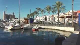 """""""Tarragona entre nubes"""". Tarragona ciudad  en imágenes."""