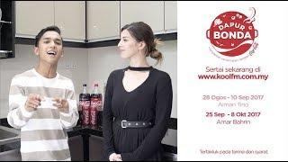 Chit-Chat Dapur Bonda bersama Aiman Tino