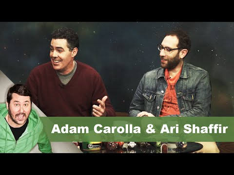 Adam Carolla & Ari Shaffir | Getting Doug with High