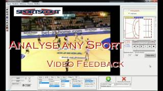 SportScout software for performance analysis in sports