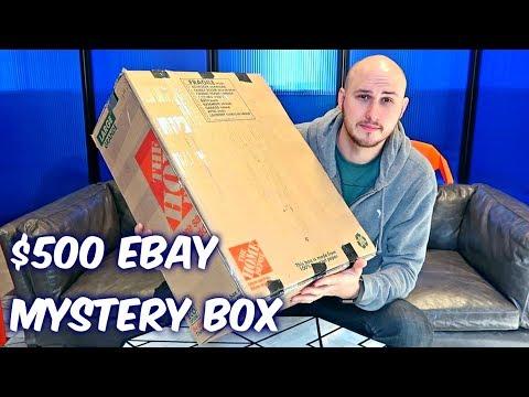 $500 Ebay Mystery Box