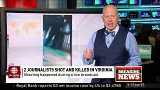What we know: 2 journalists shot and killed in Virginia