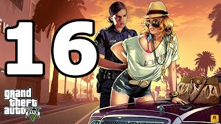 Grand Theft Auto 5 PC Walkthrough Part 16 - No Commentary Playthrough (PC)