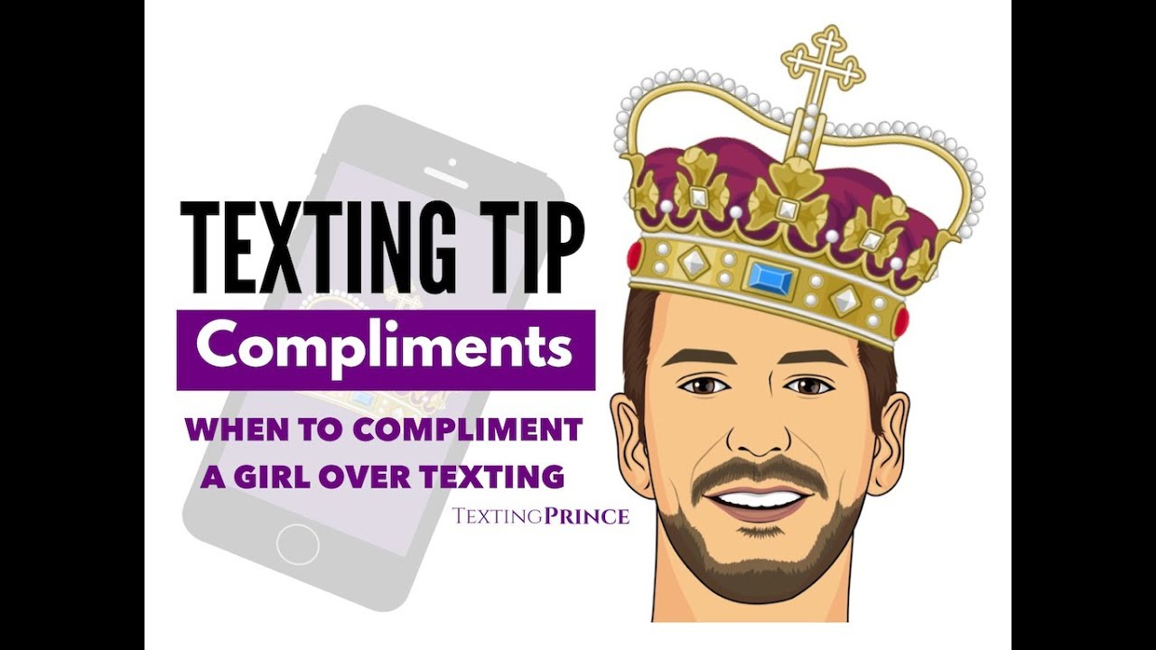 List of compliments to the girl. The three main principles