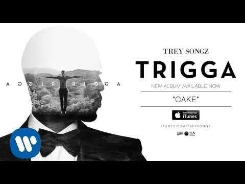 Trey Songz  Cake  Audio