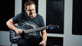 Aps guitars studio series - matteo troiano