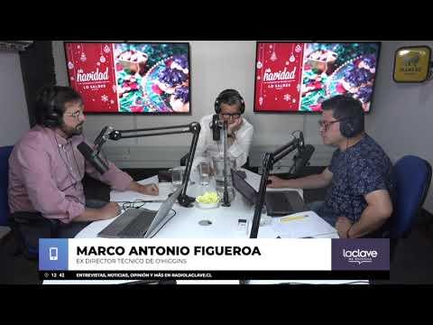 Metrópolis - Contacto Marco Antonio Figueroa - Jueves 5 De Diciembre 2019