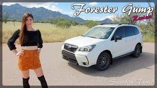 Stage 2 2015 Subaru Forester XT Review!