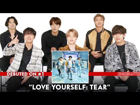 BTS Breaks Down Their Music Career | Vanity Fair