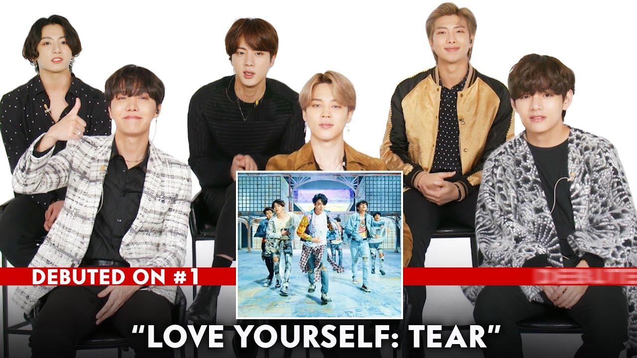 BTS Breaks Down Their Music Career   Vanity Fair