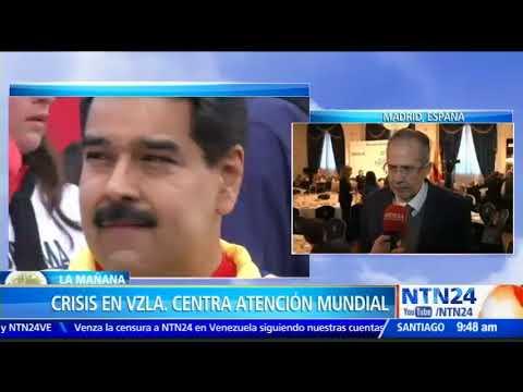 Candidato a presidencia de Colombia pedirá oficializar demanda contra Maduro de ganar las elecciones