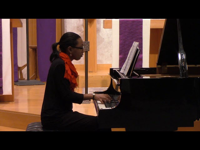 16 Brahms, Intermezzo Op  117 No  3