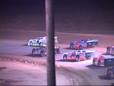 2014 UMP Sunoco American Late Model Series 35 At I 96 Speedway