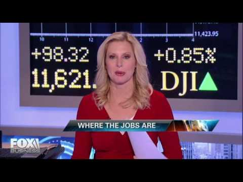 Todd Schoenberger, Tracy Byrnes and Cheryl Casone discuss how Seasonal Jobs are still available