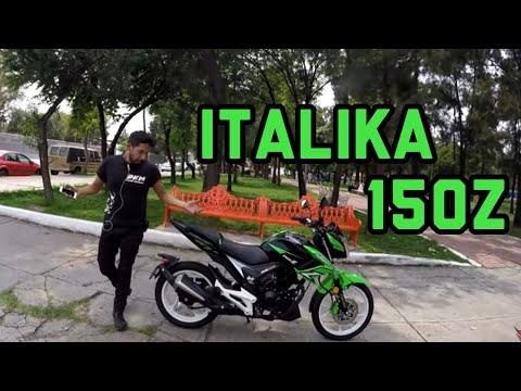 Italika 150z 2019 La Mejor De Las Italikas ??