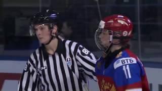 ЖМЧМ. Полуфинал. Швеция - Россия - 2:1