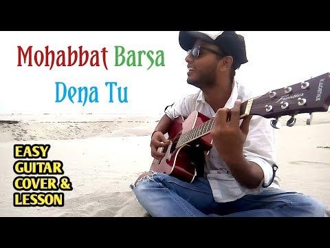 Sawan Aaya Hai Guitar Cover Lesson - Chords & Strumming - Arijit singh - Creature 3D- Bipasha Basu