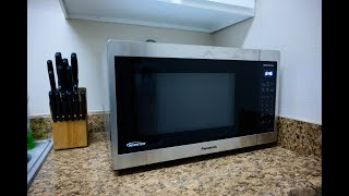 Panasonic Inverter Microwave 1200Watt Review and Test