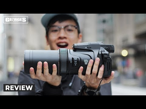 IT HAS A 3000MM ZOOM 😱Nikon P1000 Review by Georges Cameras