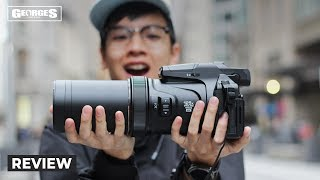IT HAS A 3000MM ZOOM Nikon P1000 Review by Georges Cameras
