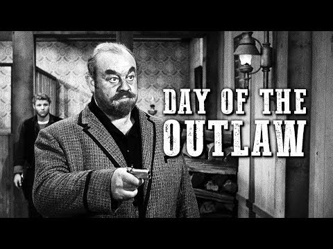Day of the Outlaw | WESTERN | Cowboy Movie | Burl Ives | English | Full Movie