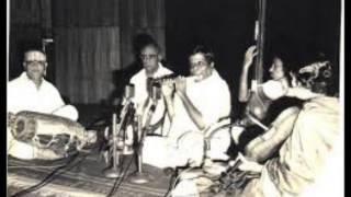 T R Mahalingam-Flute Mali- Evarani 78  rpm