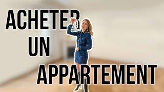 MA RECHERCHE D'APPARTEMENTS À PARIS || LOUISE RECHERCHE APPARTEMENT épisode 1