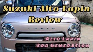 Suzuki Alto Lapin Review | Suzuki Alto Lapin | Maruti Lapin Review