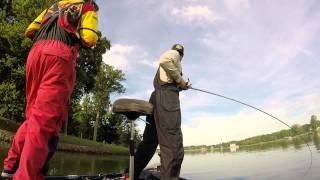 "Late Summer ""Rip Rap"" - Bass Fishing"