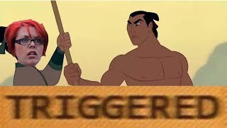 Mulan - I'll make a man out of you but every