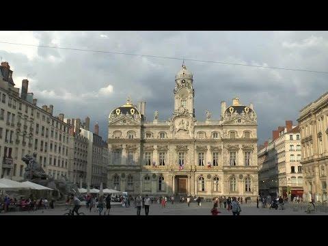 Лион Франция Lyon France