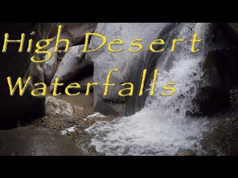 Best Waterfall in Palm Springs Video (HD)
