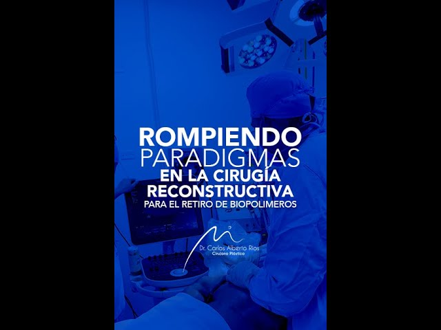 Retiro de Biopolímeros intramuscular