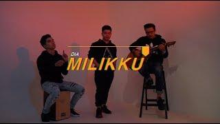 Gambar cover Dia Milikku - Yovie & Nuno ( eclat cover)