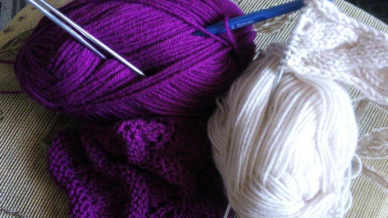 Как сделать спицы для вязания своими руками